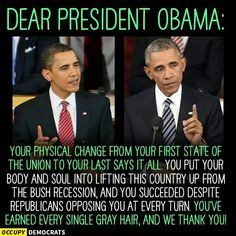 Thank you Mr. President ♥♥♥