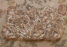 """Элегантная свадебная сумочка клатч для невесты """"Fashion"""" №10 - Свадебные сумочки. Клатчи для невесты"""