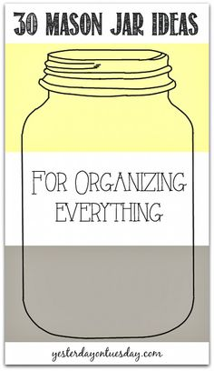 A few of these would work well to put the Snapple bottles I've been hoarding to work.
