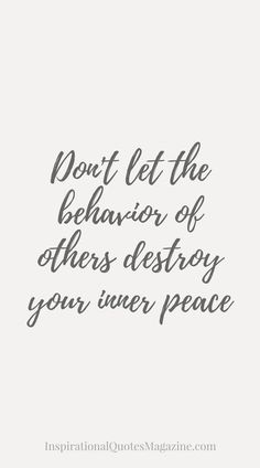 Quote about peace. Find more positive, motivational and inspirational quotes at #lorisgolfshoppe