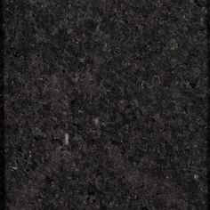 Black Pearl natural stone granite slabs available at Arizona Tile are all black with faint white or gray crystals. Granite Table, Granite Kitchen Counters, Blue Granite, Granite Flooring, Granite Colors, Granite Slab, Granite Stone, Stone Countertops, Vanity Countertop