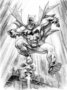Batman by Tom Raney