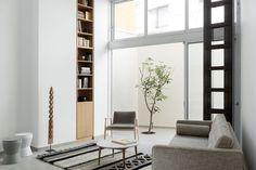 50 sqm Garden Apartment in Jaffa - Itai Palti Studio (2)