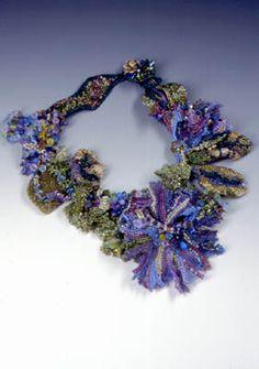 Gallery    Wander Anywhere You Wish Necklace     beautiful necklace.......    http://janesassaman.com/Jane_Sassaman/home.html