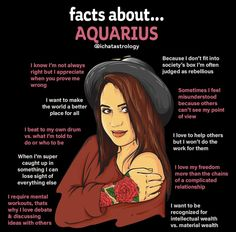 Aquarius Qualities, Aquarius Traits, Zodiac Sign Traits, Aquarius Quotes, Aquarius Horoscope, Aquarius Woman, Zodiac Signs Astrology, Zodiac Signs Horoscope, Zodiac Star Signs