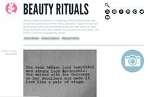 Beauty Rituals - A Blog by Miriam Andolini