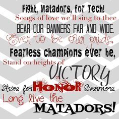 Matador Song #TTAA #SupportTradition
