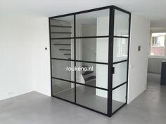 SteelLife by Roukens - Stalen deuren, taatsdeuren en scheidingswanden met glas - Roukens