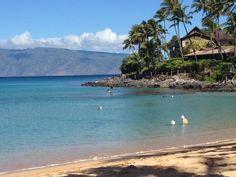 Napili Beach/Cove (Maui)