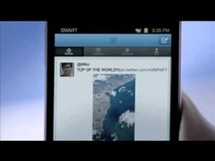 Live More with SMART.  This commercial was able to consumerize the benefit of making mobile calls. Quite smart!