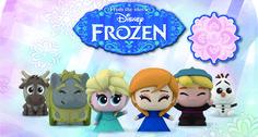 Tech4Kids - Fash'ems - Value Pack - Disney Frozen