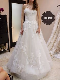 Fabulous Wedding Dress at Here Comes the Bride in San Diego California Beautiful Wedding Dresses