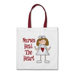 Nurse Gift Tote Bags  Click on photo to purchase. Check out all current coupon offers and save! http://www.zazzle.com/coupons?rf=238785193994622463&tc=pin