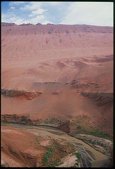 The Flaming Mountains :: Turpan, Xinjiang, China Geology, Grand Canyon, Spirit, China, Mountains, Landscape, Nature, Travel, Image