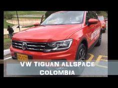 Volkswagen Tiguan AllSpace test drive Colombia I Naves 4x4, Volkswagen, Vw Tiguan, Driving Test, Videos, Colombia