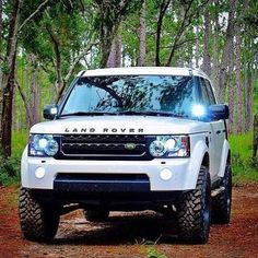 Paul Miller Land Rover >> lifted range rover 2011 | Lift Kit: Raising the air ...