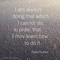 do what i cannot do because i wanted to