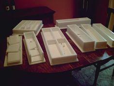 New SoapHutch Craftline Molds