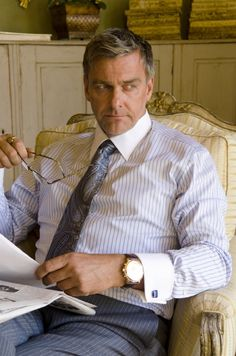 Still of Ray Stevenson in Dexter - Hmmmmmmmm........