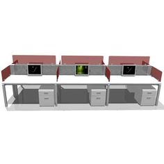 Create The Perfect Modern Workstations For Your Companys Talent With Modular Office Furniture And Adjustable Height Benching Systems That Are Well Designed