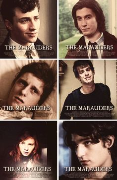 WHY is this not a thing?!?! I mean I like marauders more than the actually Harry Potter books!!