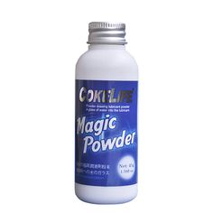COKELIFE Solid Powder Sex Lubricant Water Base Mixed Using With Hot Water Oil for Vaginal Breast Anal Sex Lubrication Price history.