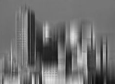 - SilverVision by Klaus-Peter Kubik Motion Blur Photography, Abstract Photography, White Photography, Circle Light, Skyline, Space Architecture, Abstract Photos, City Art, Great Pictures