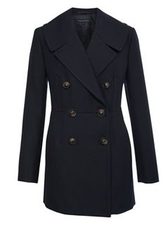 Arlo Wool Coat - Bestsellers - French Connection