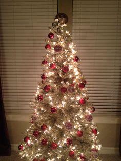49er Christmas tree