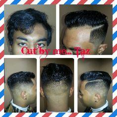 Cut by me... Taz  #nofilter #icutpro #barberrespect #barberlove #barbersinctv #barbers #barberporn #barberflow #barberlife #barberstar #barberstyle #powerbarbers #PowerfulBarbers #femalebarber #ladybarber #LBU #scissorsaluteshow #barberskills #therealbarberconnect #nbastyles #headwayapp #xotics  #brotherhood_barbershop #barbers_soul #passionformyprofession #clippers #cuts #sexybarber #barbergang #faded  C[\\\\\[} I Love what I do... @christinagoree1 @staceykutzlive @dlmasterbarber @xotics…