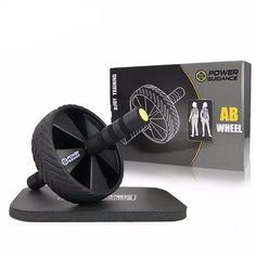 AB Roller Wheel Fitness Equipment  Abs abdominal exercises workout men six packs 6 pack gym muscular products for sale online buy shopping shops store challenge links websites AuhaShop.com