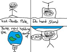 Loogic and troll physics meet. Super Funny, Funny Cute, The Funny, Hilarious, Derp Comics, Rage Comics, Physics Memes, Science Jokes, Funny Images