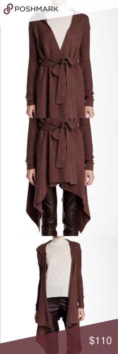 Free People Sloan Duster L NWT Free People Sloan Duster, Size Large, New with Tags  Details: Free People Size: Large Color: Brown 52% Cotton 23% Polyester 18% Acrylic 4% Wool 3% Spandex Free People Sweaters Cardigans