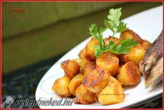 Kipróbált Fokhagymás krumpli recept egyenesen a Receptneked.hu gyűjteményéből. Küldte: Tancolo fakanal