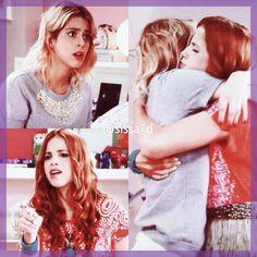 -Yo necesito algo que me tenes que dar vos -Que? -Un abrazo! Cami y Vilu #Violetta3
