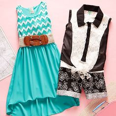 Take a look at the Big Sister Style: Dresses & Sets event on zulily today!