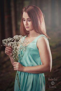 Portrait Flower forest