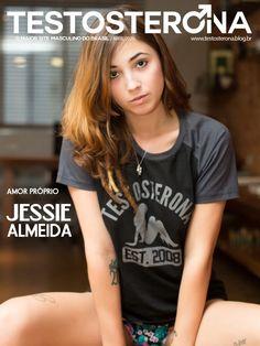 Jessie Almeida e a beleza do amor próprio - Testosterona Blog Suicide Girls, Modelos Plus Size, Jessie, Blog, T Shirt, Women, Fashion, Roller Skating, Woman Warrior