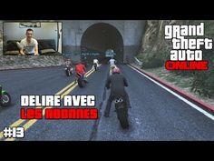 GTA ONLINE - la course