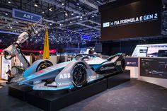 Segunda Geração Fórmula E 2018/19 - Salão de Genebra