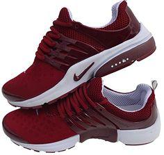 Nike Air Presto Rouge-Blanc