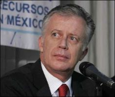 Ramon Aguire    Head of Mexico City's water system
