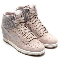 NIKE WMNS DUNK SKY HI PRINT (Nike Womens dunk Hi sky print) MD ORWD BRN MD  ORWD BRN-ORWD B c573ca84eed