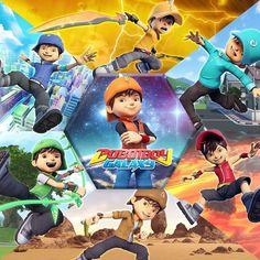 Boboiboy the movie 2 poster sudah tayang di bioskop