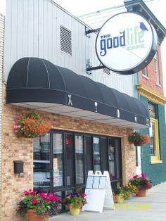 The Good Life Cafe in Park Rapids, Minnesota