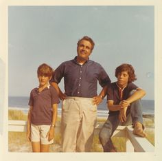 Ever wonder how Anthony Bourdain was came to be Anthony Bourdain? A personal article about life growing up with his father who he learned everything from.