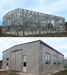 How are light steel structures produced at Light Steel Structure Factory. Light steel structures for steel houses, industrial buildings and modular houses. Diy Wooden Shelves, Wooden Diy, Ce Marking, Future Buildings, Steel House, Steel Buildings, Steel Structure, Civil Engineering, Property Management