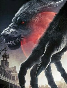 Sang Rau...when rogue wolves turn evil. Its evil rogue werewolfs mixed with vampire