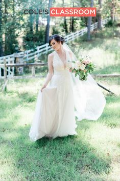 6 Breathtaking Wedding Pics Bride Standing On Grass Wedding Music List, Wedding Dj, Wedding Pics, Perfect Wedding, Rustic Wedding, Wedding Order, Summer Wedding, Wedding Photography Tips, Photography Ideas