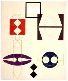 Max Bill - Variationen, 1934